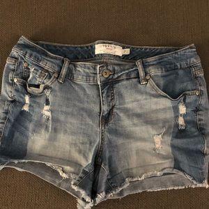 Shorts from torrid